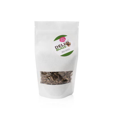 Freeze-dried house crickets 40 grams