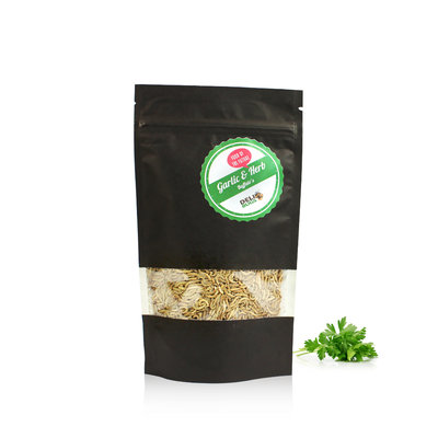 Freezedried Buffalo's Garlic&Herbs 50 gram