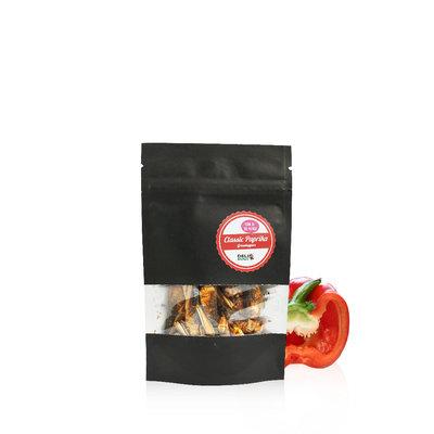 Freezedried Grasshoppers Classic Paprika 9 gram