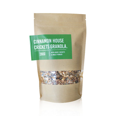 Cinnamon House Crickets Granola