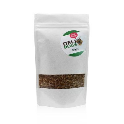 Freeze-dried buffalo beetle larvae 80 grams