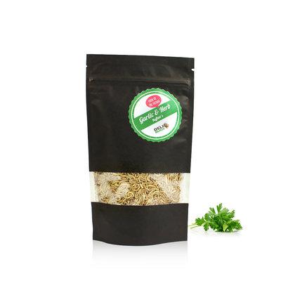 Freezedried Buffalo's Garlic&Herbs 50 gram