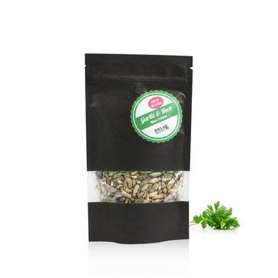 Freezedried House Crickets Garlic&Herbs  40 gram