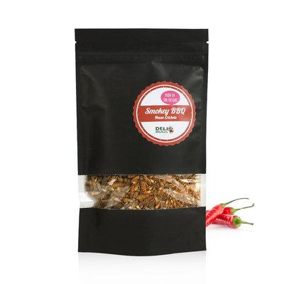Freezedried House Crickets Smokey BBQ 70 gram