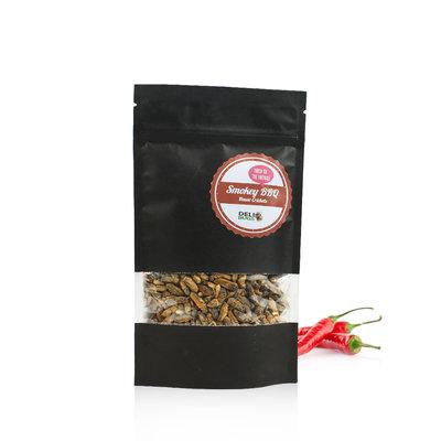 Freezedried House Crickets Smokey BBQ 40 gram