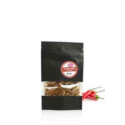 Freezedried House Crickets Smokey BBQ 15 gram