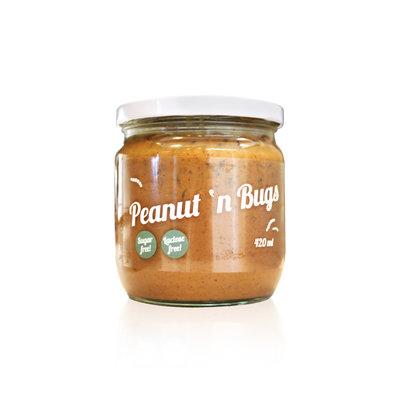 Peanut 'n Bugs peanut butter