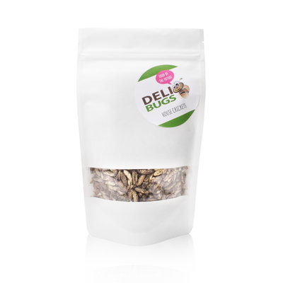 Freeze-dried house crickets 70 grams